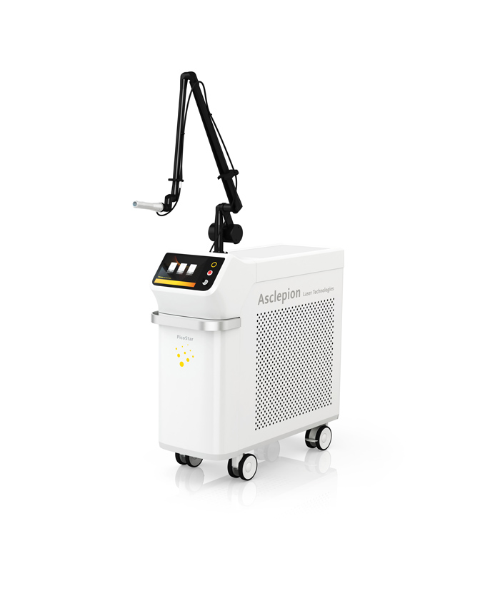 Laser Nd-YAG PICOStar - Laser pikosekundowy