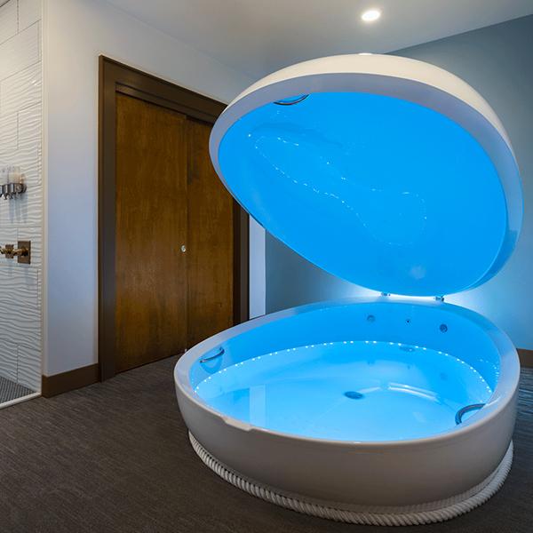 kapsula float spa floating