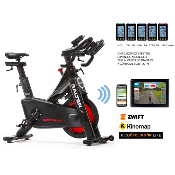 salter m  indoor bike k