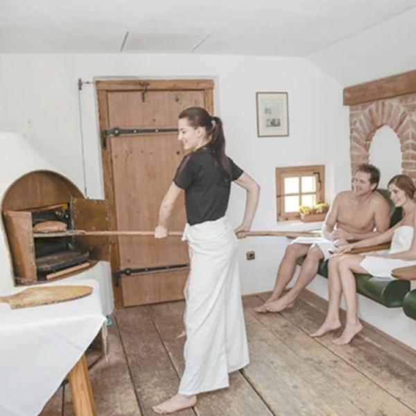 sauna chlebowa breadbath kurland