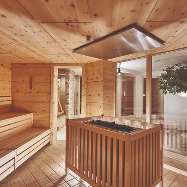 sauna finska kurland glowne
