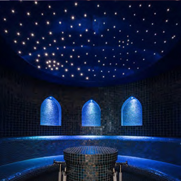 sauna parowa experience steam room