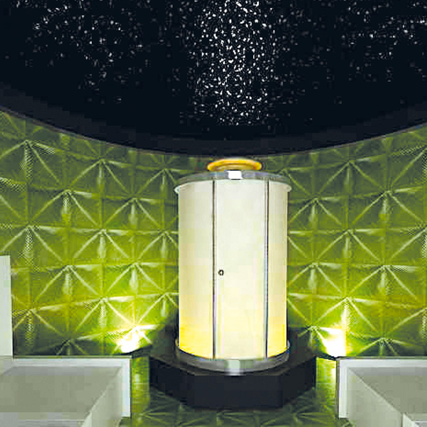 sauna parowa rasul