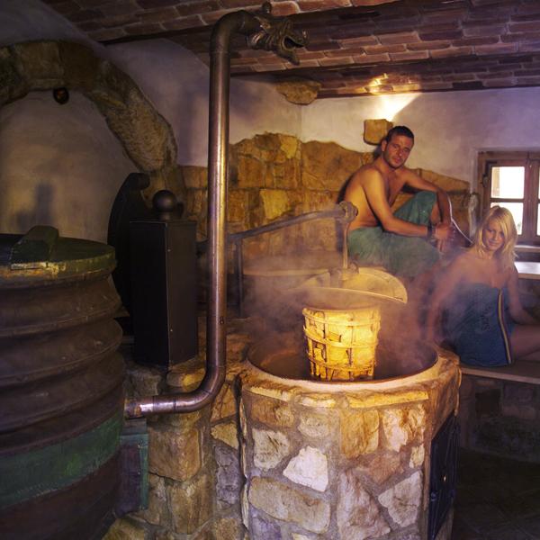 sauna parowa stonebath kurland