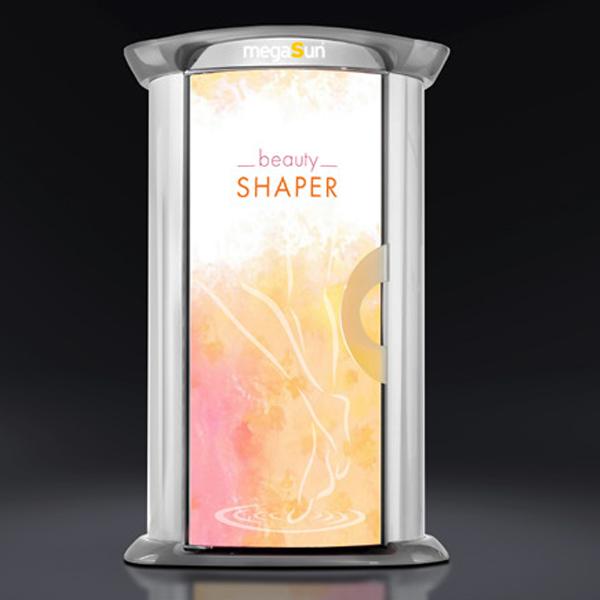 solaria megasun kabina beautyshaper glowne