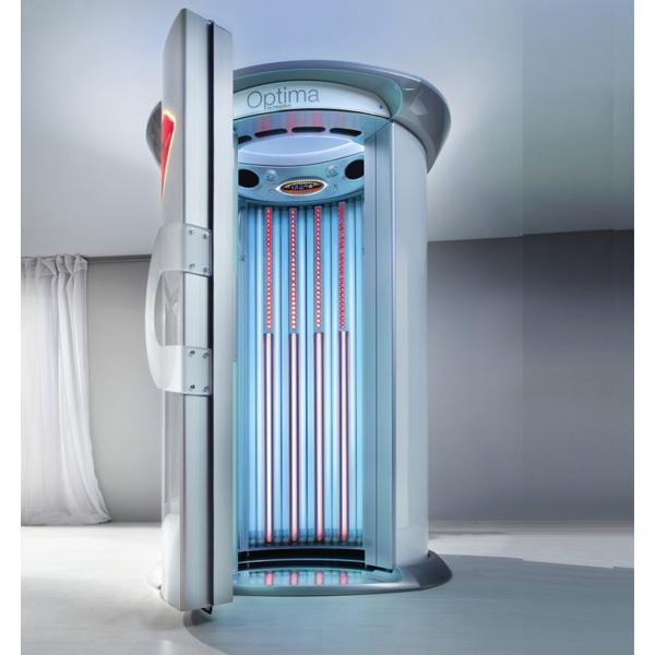 solaria megasun kabina optima