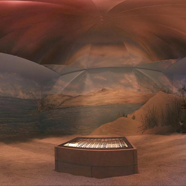 strefa wypoczynku sabbia med kurland