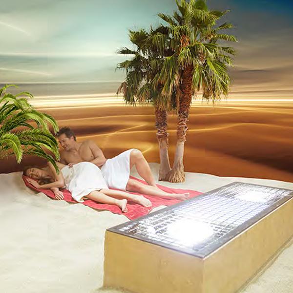 strefa wypoczynku sabbia med kurland glowne